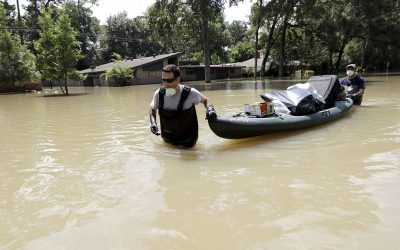 SHREVEPORT NATIVE AND MUSIC MOUNTAIN PROVIDE AID TO HARVEY FLOOD VICTIMS
